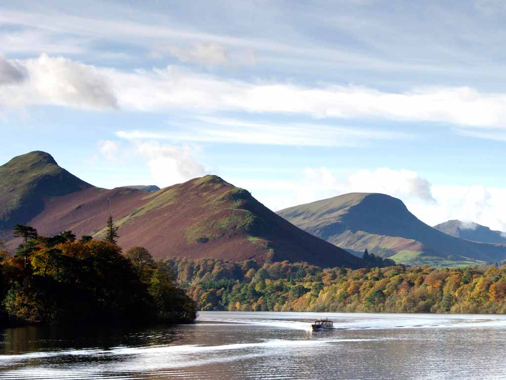 Out and about Keswick